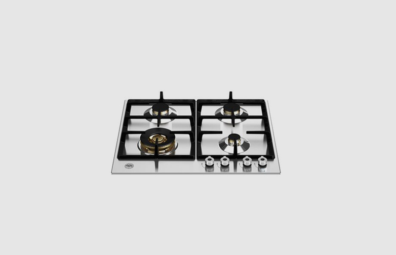 60 cm Gas hob with wok Professional Series
