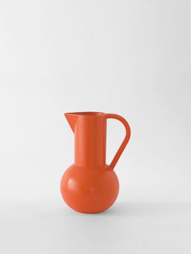 Strom Jug Large - Vibrant Orange