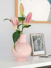 Strom Vase - Coral Blush