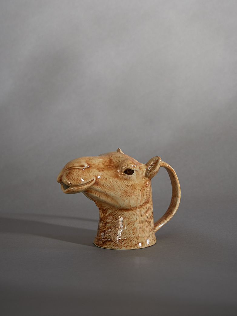 Camel Milk Pitcher