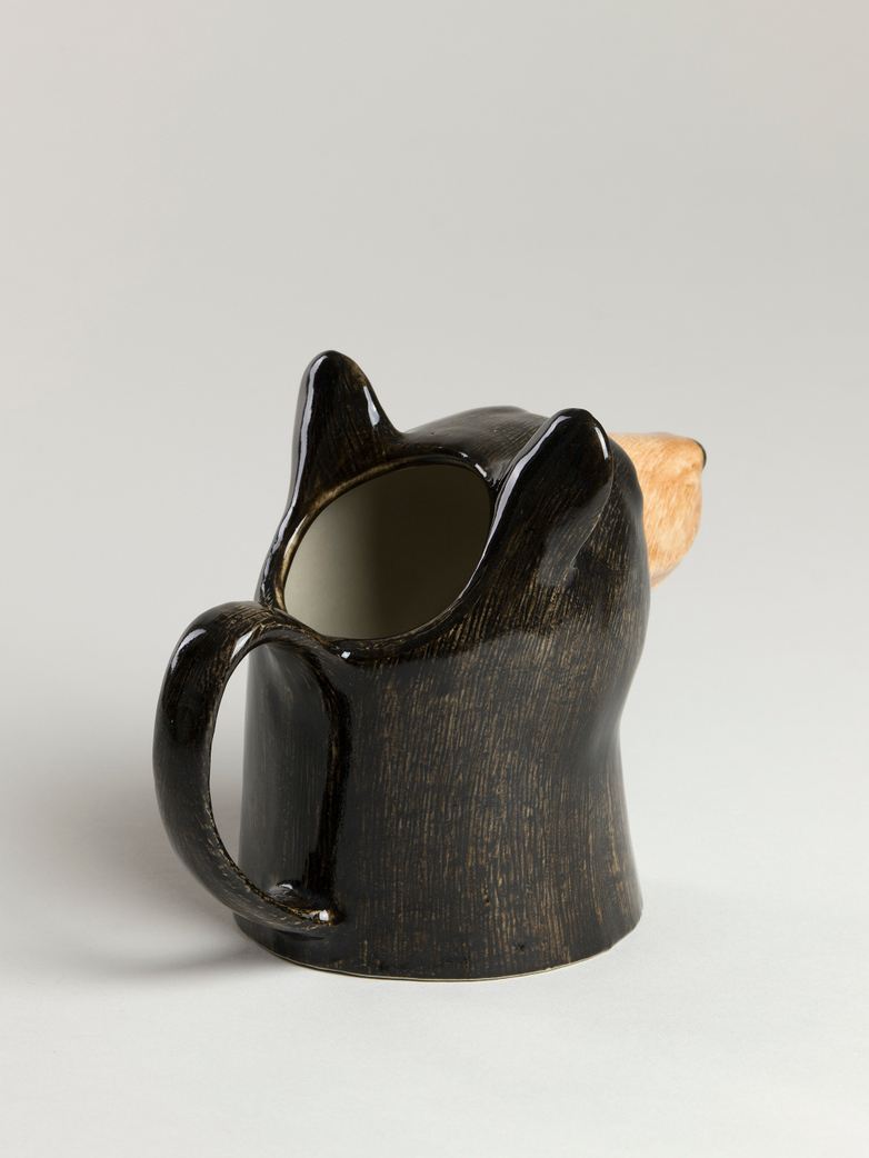 Black Bear Milk Pitcher