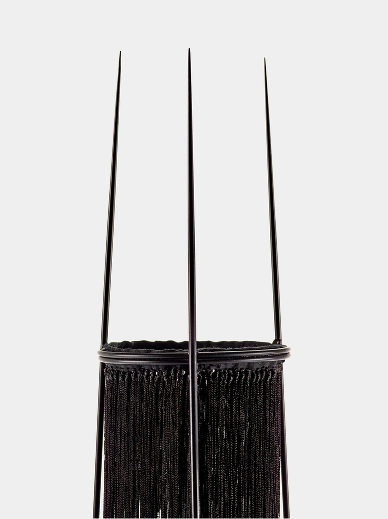 Ann Demeulemeester - Kiki Table Lamp Black/White