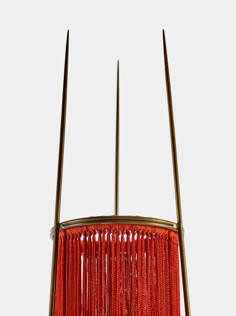Ann Demeulemeester - Kiki Table Lamp Scarlet/Cream