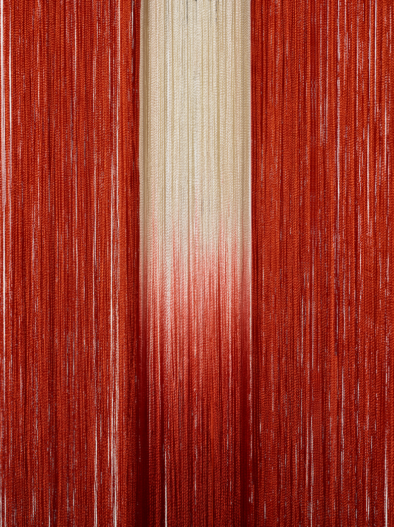 Ann Demeulemeester - Chan 1 Pendant Lamp Scarlet/Cream