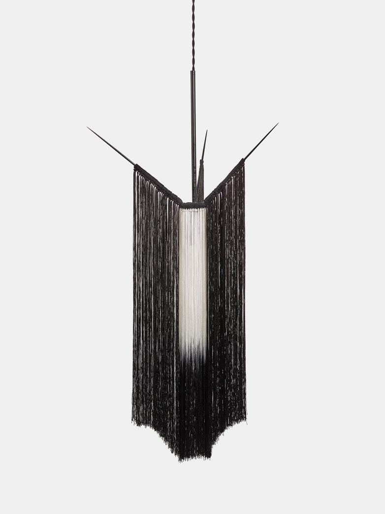Ann Demeulemeester - Chan 1 Pendant Lamp Black/White