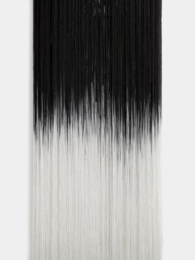 Ann Demeulemeester - Edo Wall Lamp Black/White