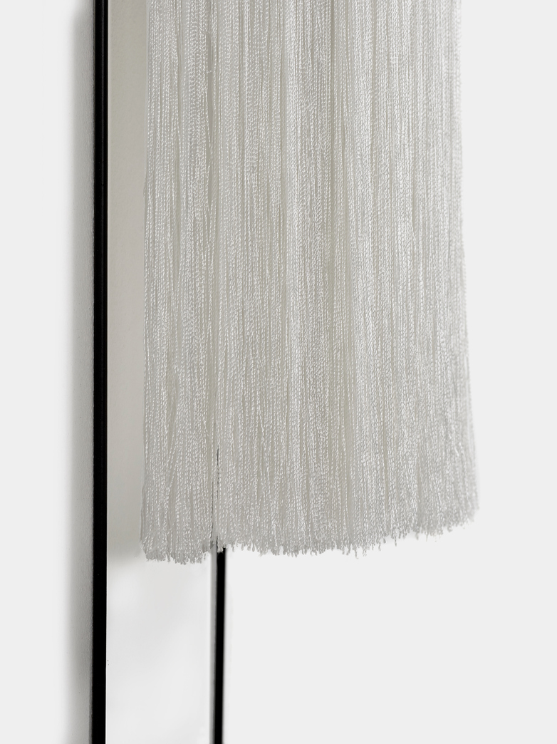 Ann Demeulemeester - Edo Wall Lamp Black/White