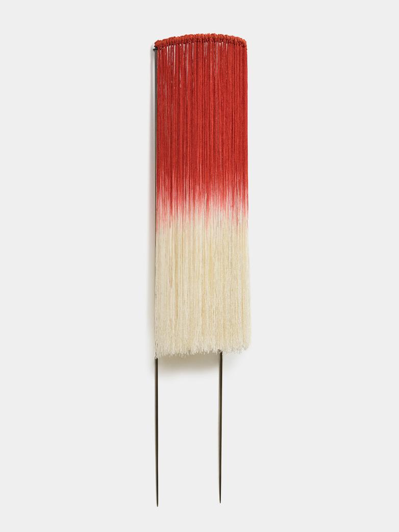 Ann Demeulemeester - Edo Wall Lamp Scarlet/Cream