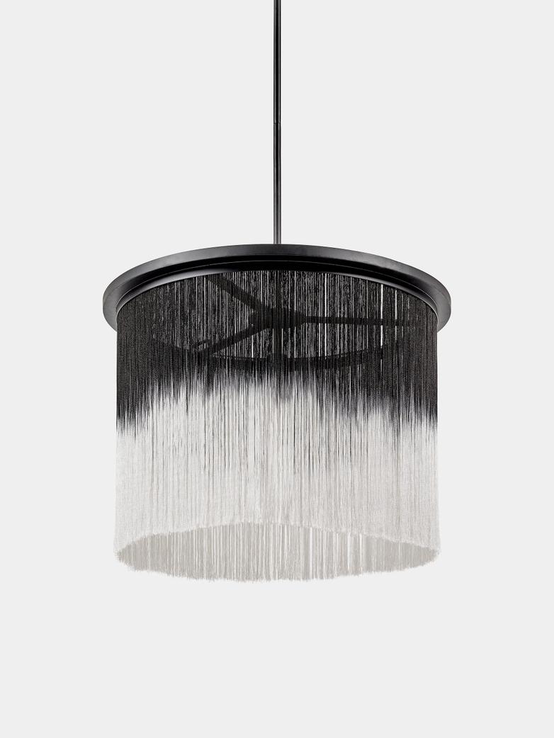 Ann Demeulemeester - Wong Pendant Lamp Black/White