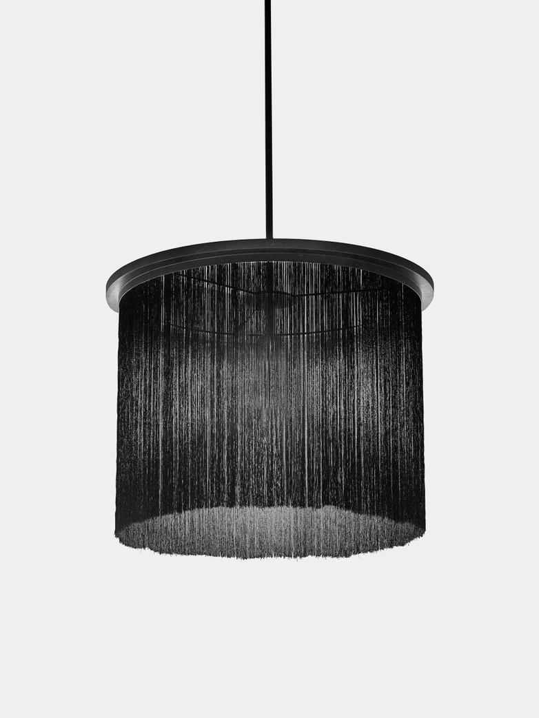 Ann Demeulemeester - Wong Pendant Lamp Black