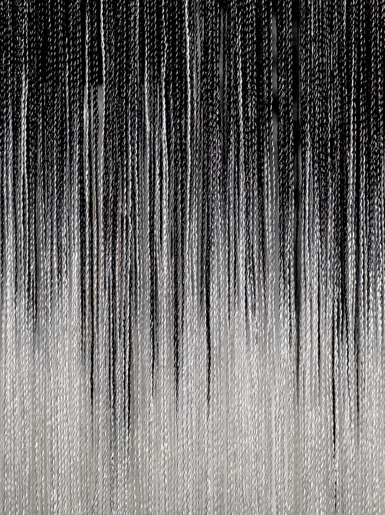 Ann Demeulemeester - Rey 1 Pendant Lamp Black/White