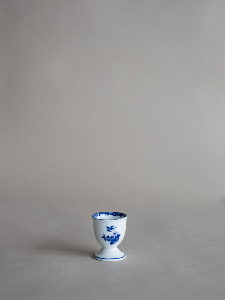 Delft Egg Cup Set of 2
