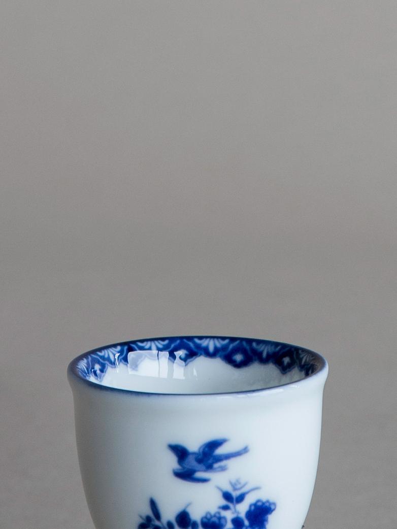 Delft Egg Cup Set of 2
