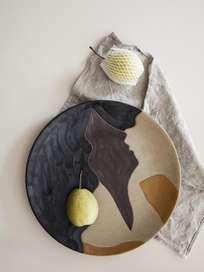 Aya Ceramic Platter