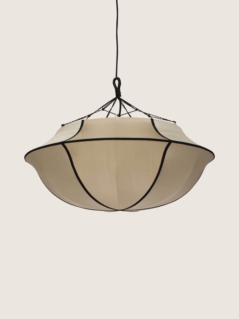 Bali Umbrella Silk Lamp