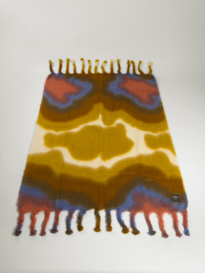 Tie Dye Throw 130 x 210 cm - TD4