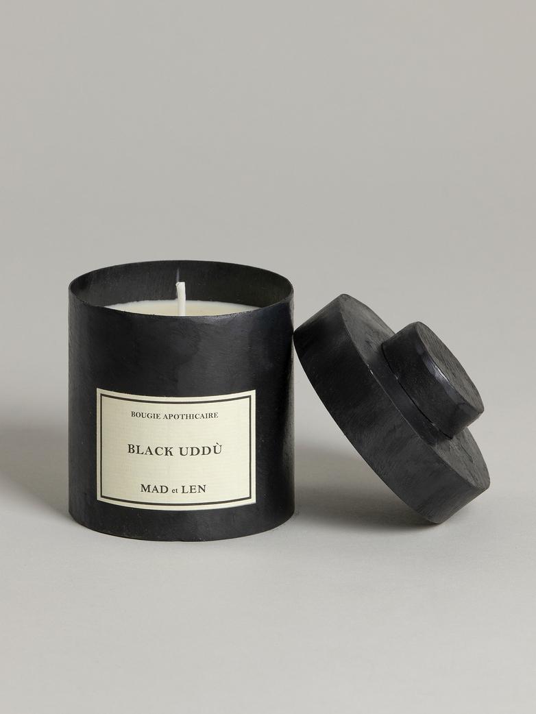 Black Uddu - 300g - Bougie D'Apothicaire
