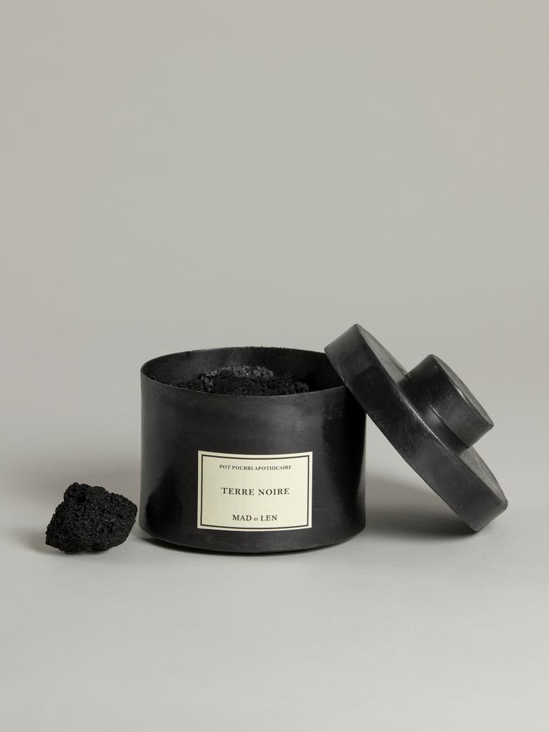 Terre Noire D'Apothicaire - Pot Pourri