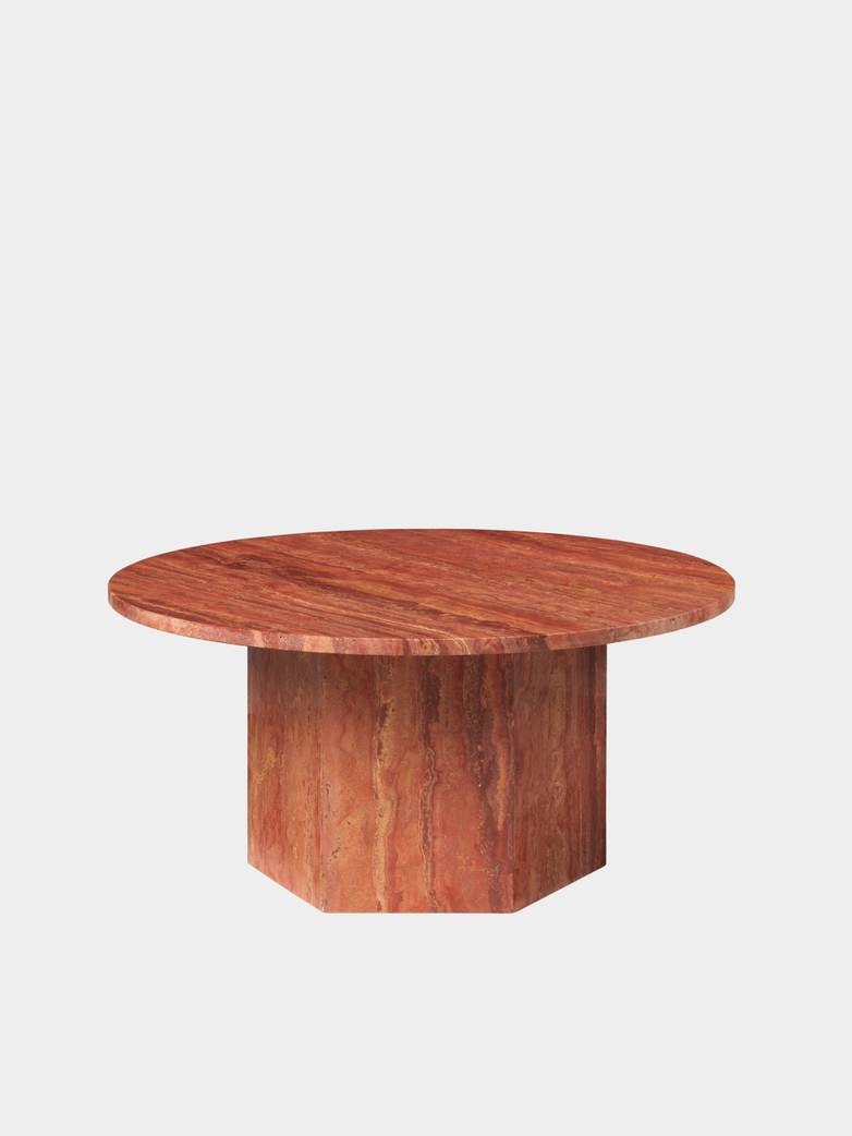 Epic Coffee Table – Red – 80