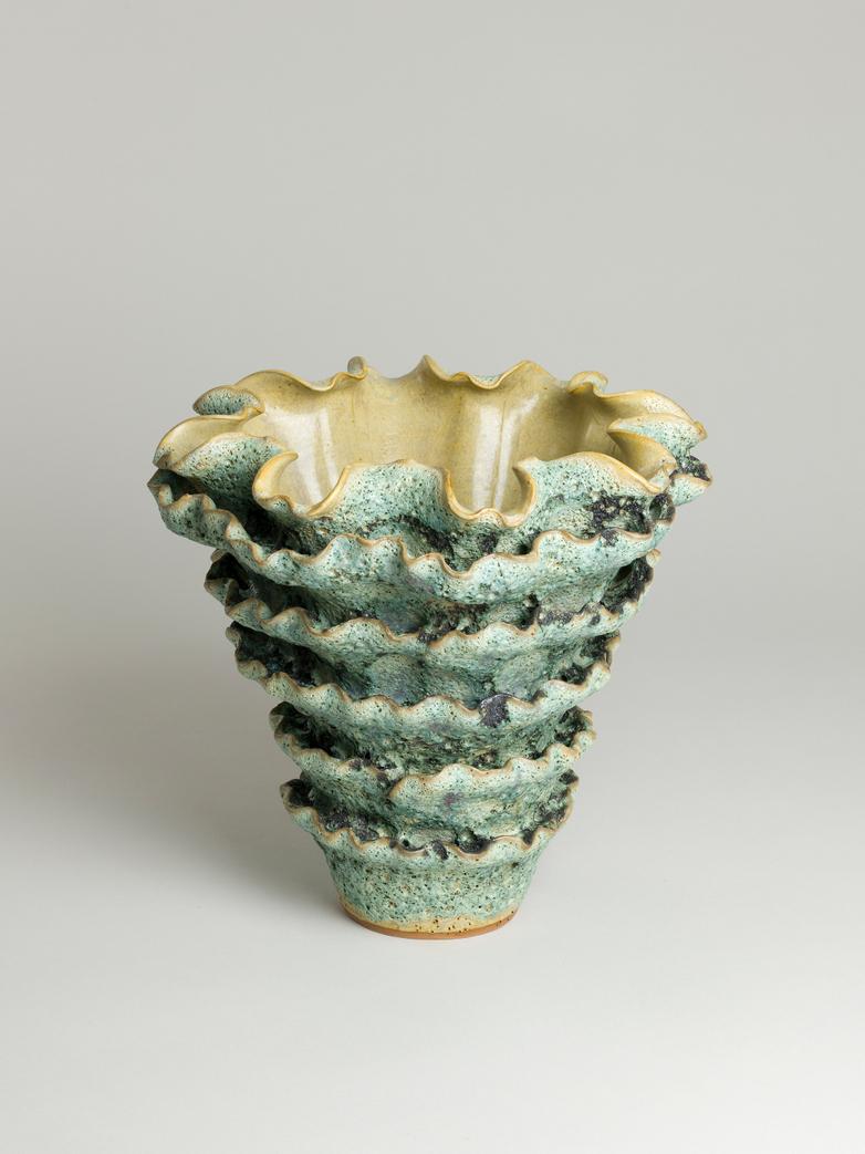 Cabbage Vase