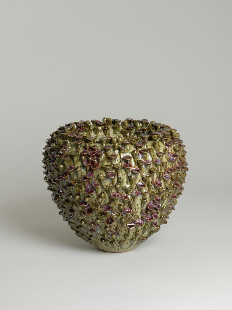 Forest Vase – Green