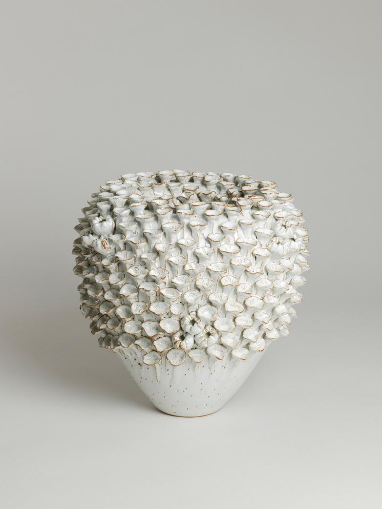 Forest Vase – White