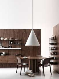 Hommage Grande Dining Table – Smoked oak