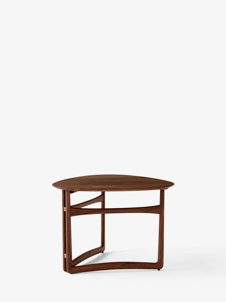 Drop Leaf HW5 Lounge Table - Walnut