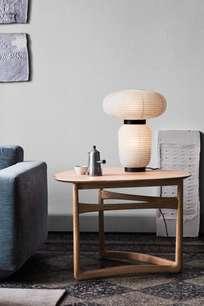 Drop Leaf HM5 - Lounge Table - Walnut