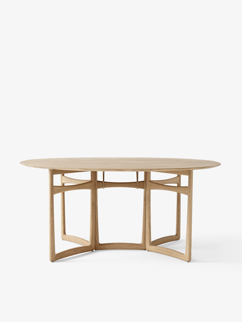Drop Leaf HM6 - Dining Table - Oak