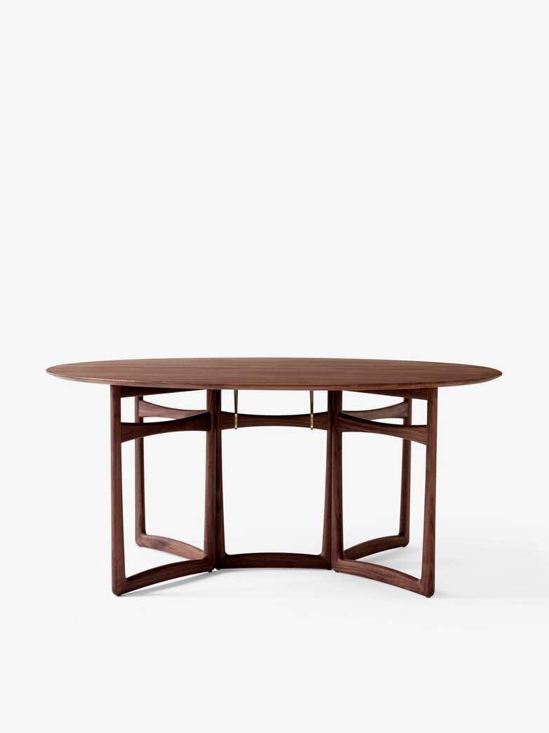 Drop Leaf HM6 - Dining Table - Walnut