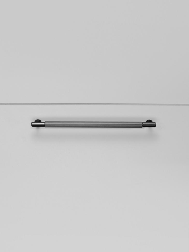 Pull Bar - Linear - Gun Metal