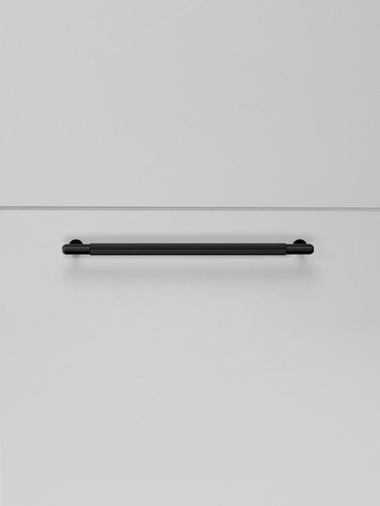 Pull Bar - Linear  - Black