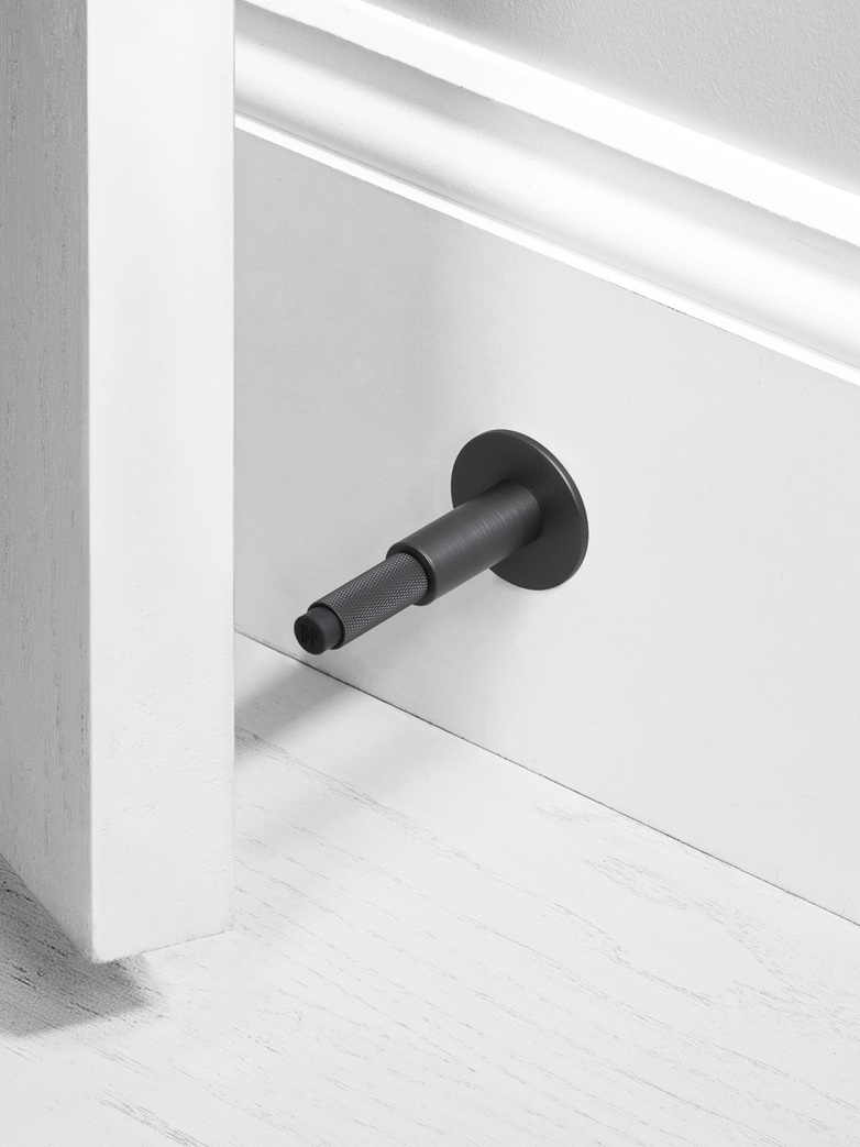 DOOR STOP - WALL MOUNTED, SM