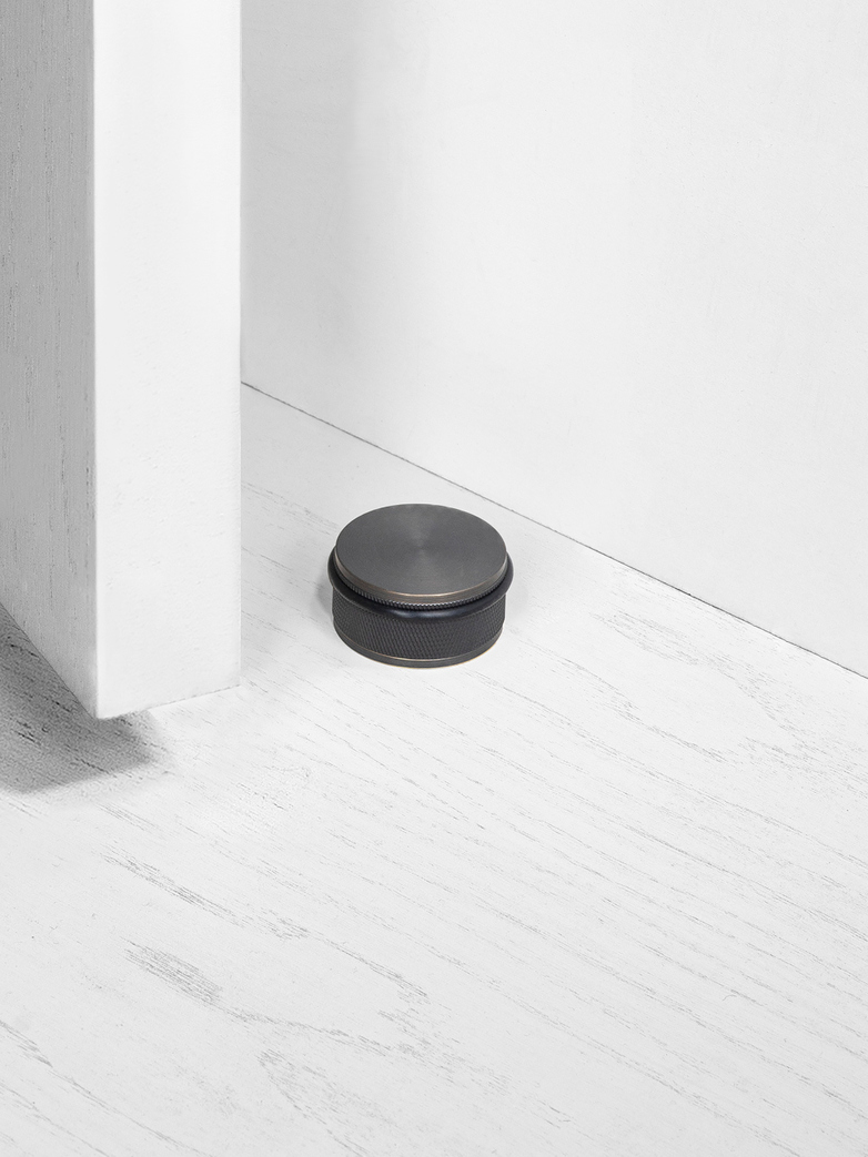 DOOR STOP - FLOOR MOUNTED, SM