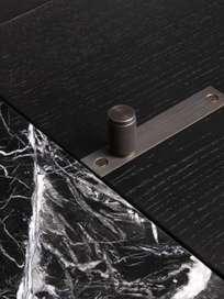POPSTAR - Black Oak - Smoked - Black Marble - Grey Berry Silk