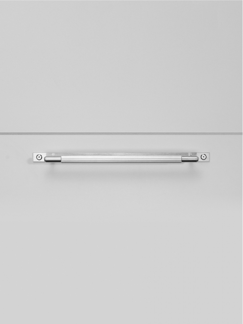 Pull Bar - Plate - Linear - Steel