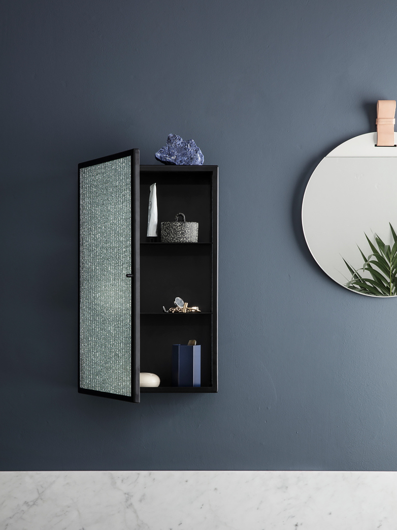 Ferm Living - Haze Wall Cabinet Black