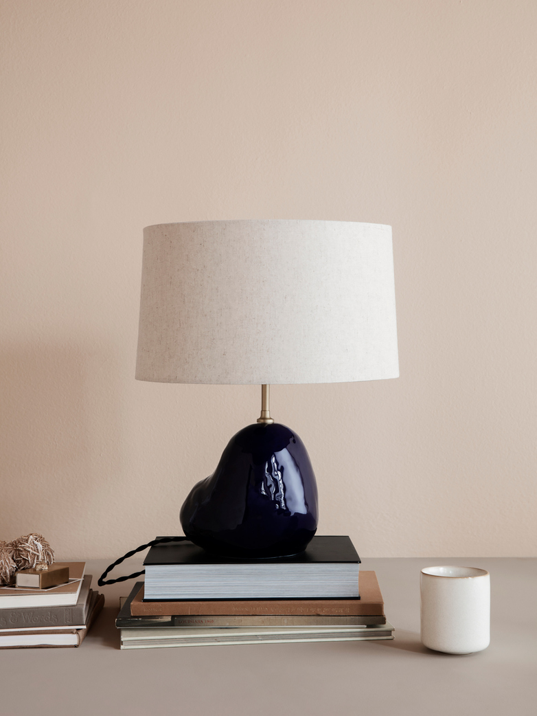 Ferm Living - Hebe Lampshade + Base Short