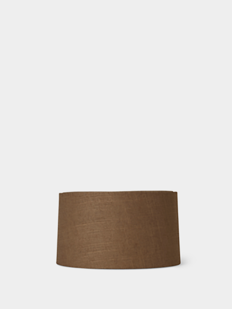 Ferm Living - Hebe Lampshade Short Curry