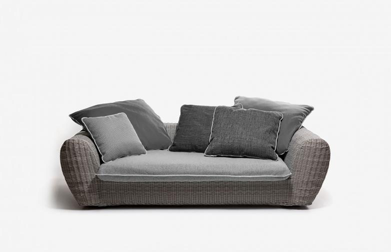 Gervasoni - Panda 02-03 - Sofa