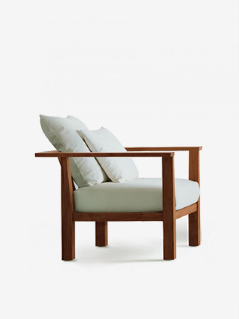Gervasoni - Inout 01 - Armchair
