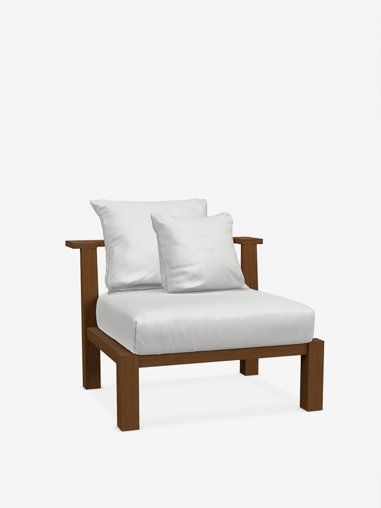 Gervasoni - Inout 06 - Armchair