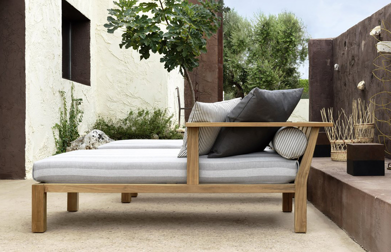 Gervasoni - Inout 20 - Daybed - Left