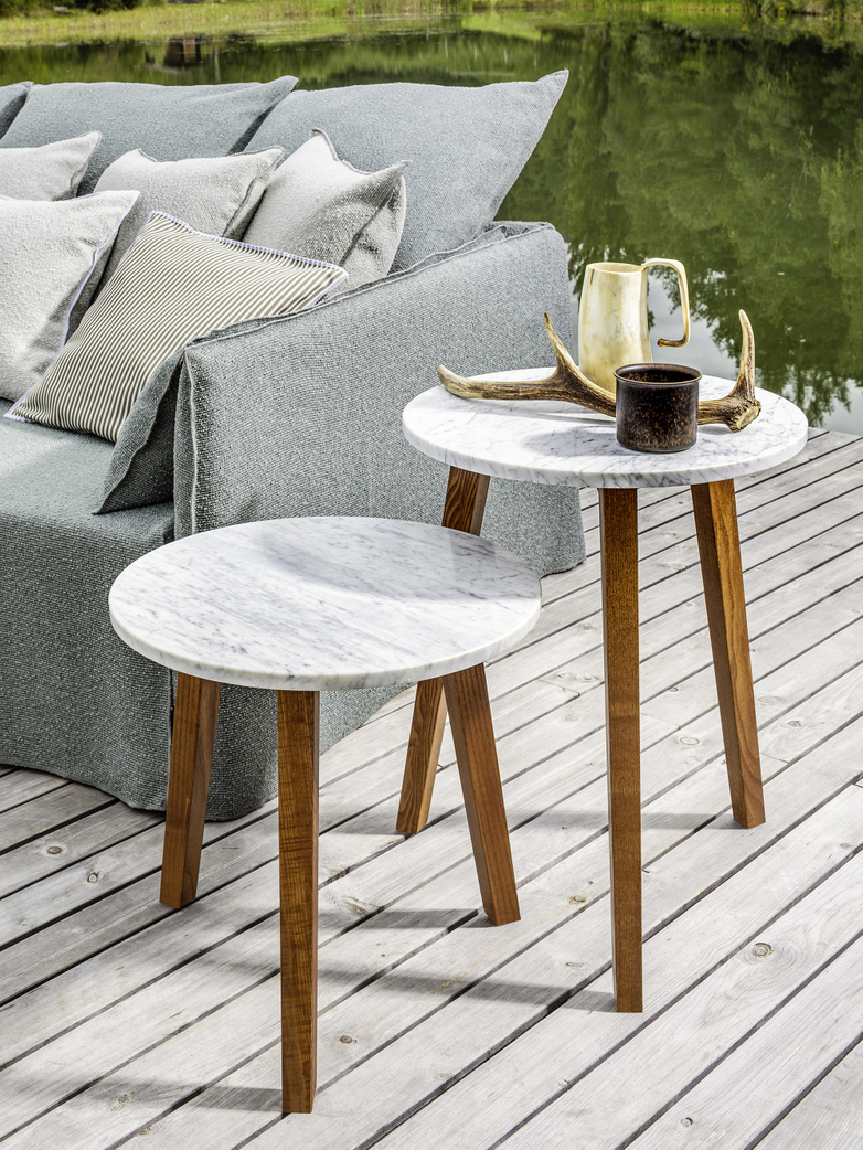 Gervasoni - Inout 744 - Side Table