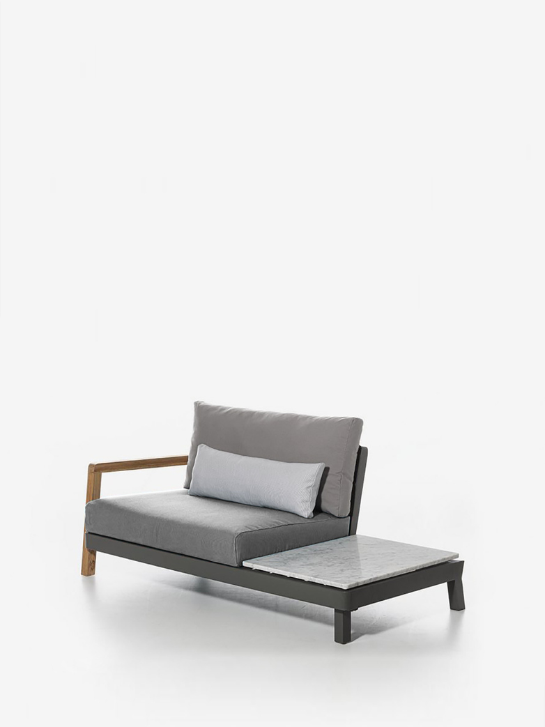 Gervasoni - Win 117 - Armchair - Left