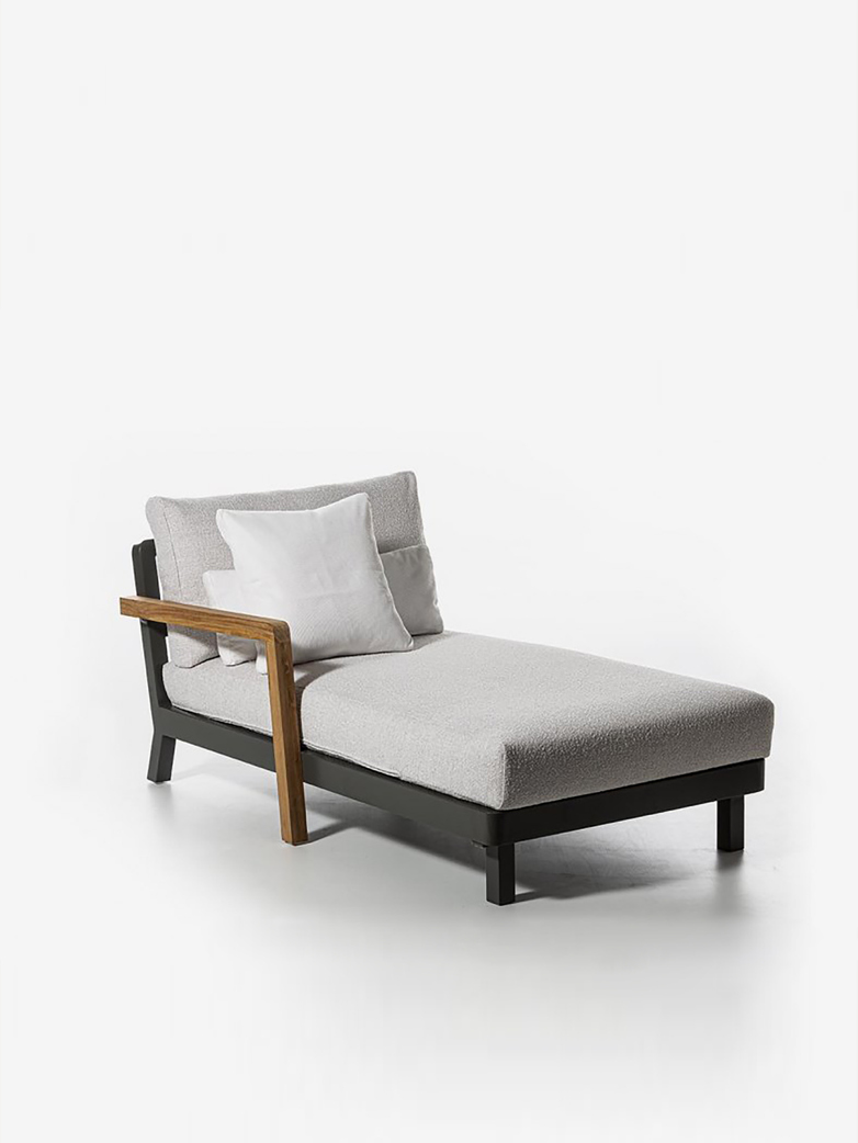 Gervasoni - Win 120 - Armchair - Left