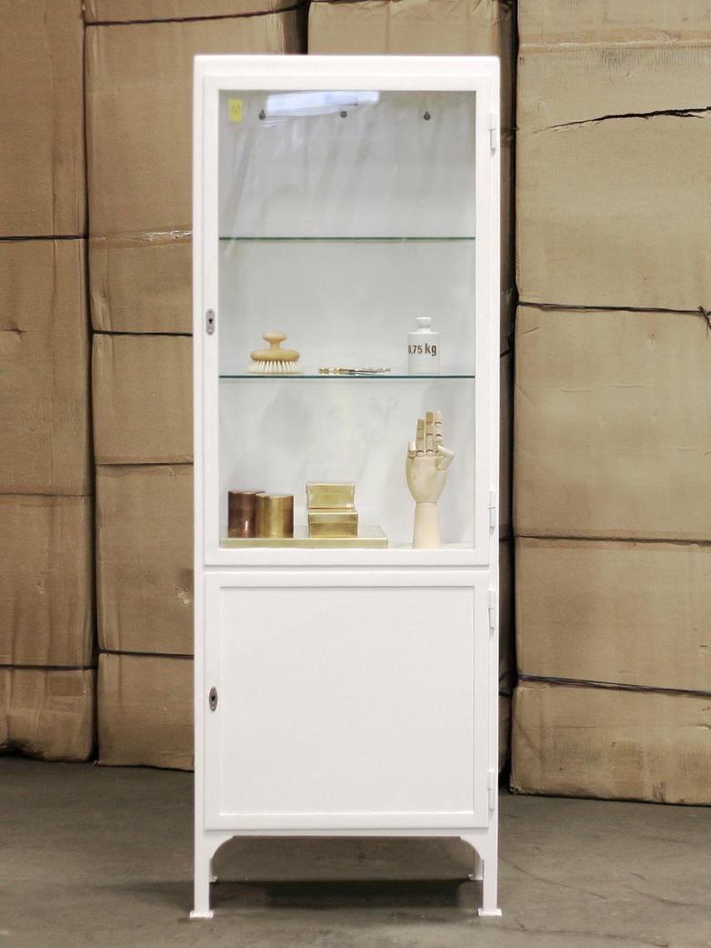 Vintage Medicine Cabinet Slim