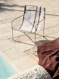 Ferm Living - Desert Chair - Cashmere Shape