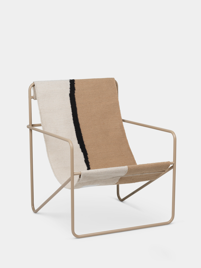 Ferm Living - Desert Chair - Cashmere Soil